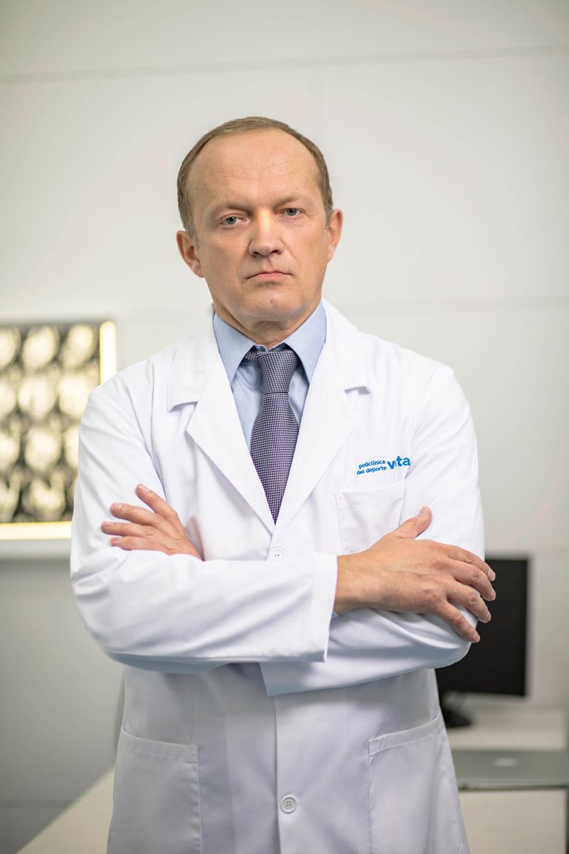 Dr. Vyacheslav