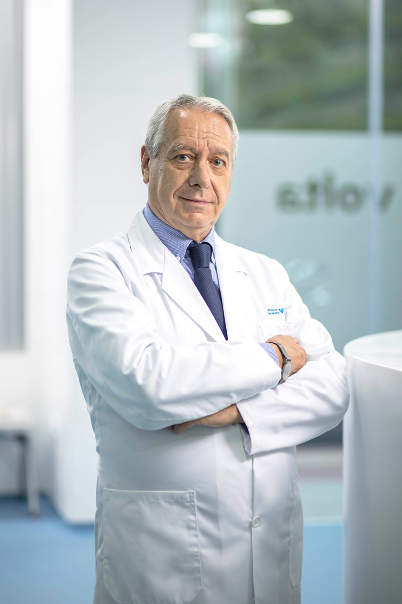 Dr. Germán Chavarría Herrera
