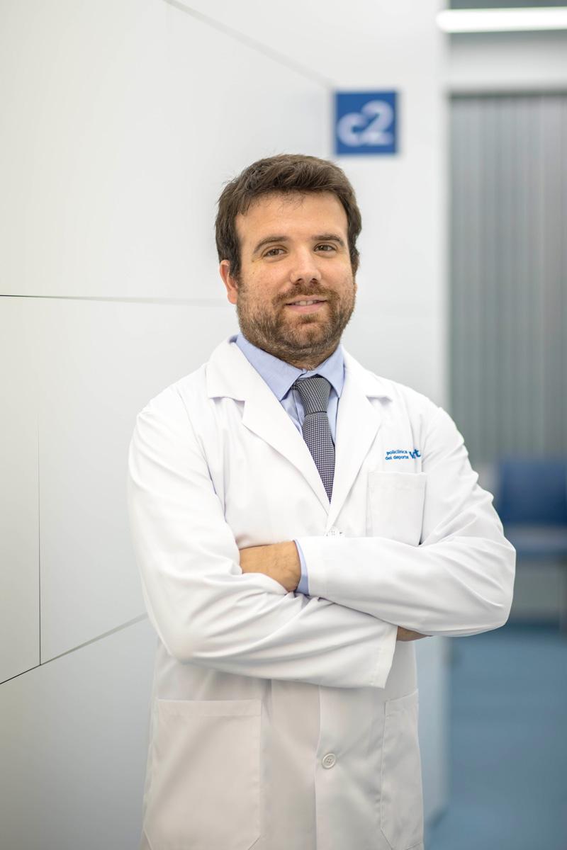 Dr. Javier Martínez Ros