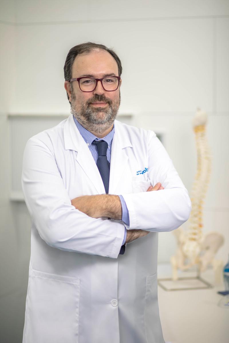 Dr. Jorge de las Heras