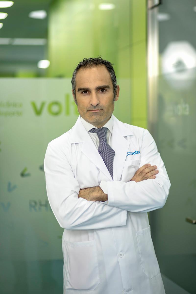 Dr. Silvio Villascusa Marín