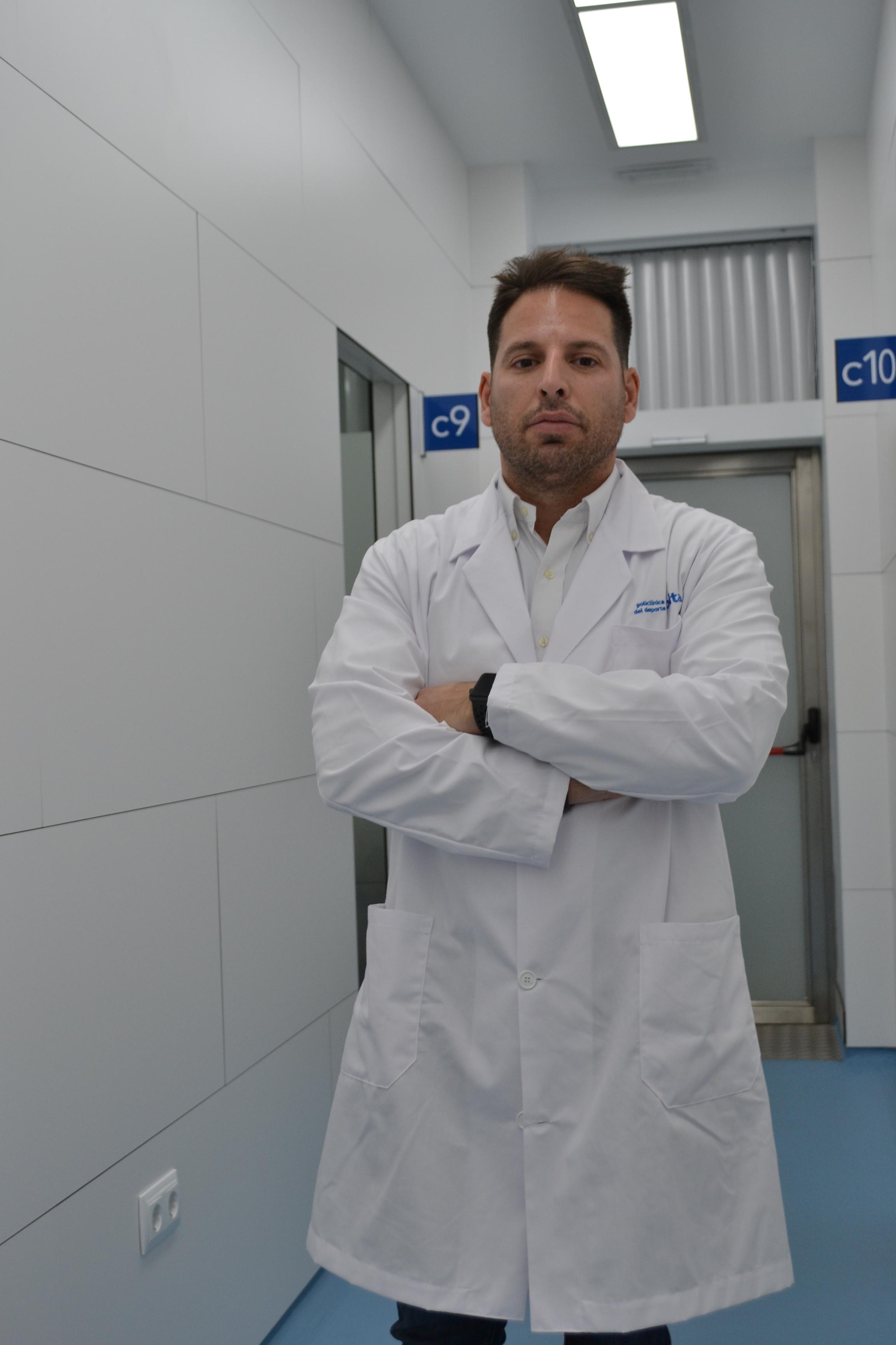 Dr. Luís Miguel Martínez Beldrán